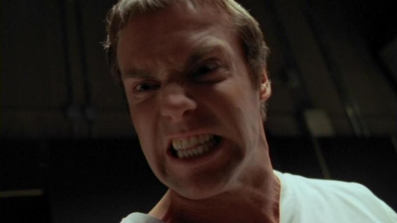 Daniel, interpretato da Michael Shanks, è posseduto da personalità multiple nell'episodio 'La scialuppa di salvataggio' della serie Stargate SG-1