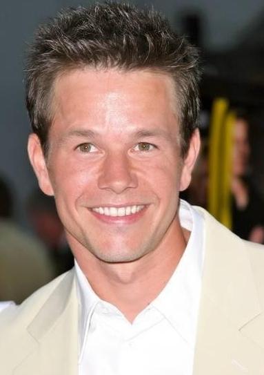 Un'immagine di Mark Wahlberg