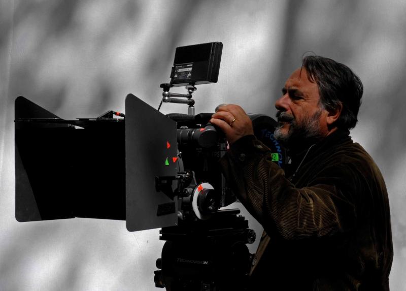 Il regista Paolo Benvenuti