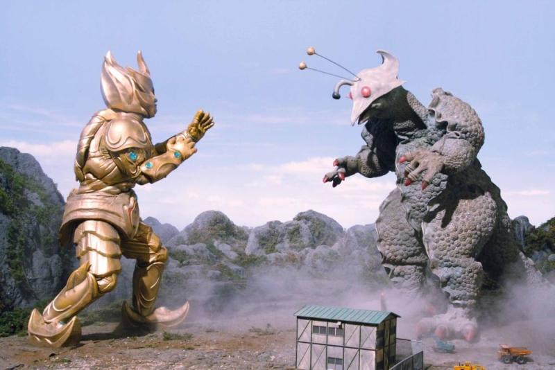 Un'immagine di Monster X Strikes Back: Attack the G8 Summit!