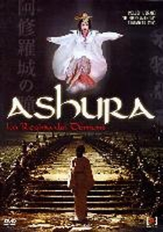 La copertina di Ashura - La regina dei demoni (dvd)