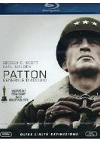 La copertina di Patton - Generale D'acciaio (blu-ray)