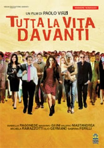 La copertina di Tutta la vita davanti (dvd)
