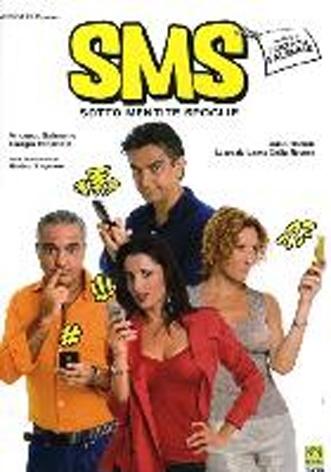 La copertina DVD di SMS - Sotto mentite spoglie