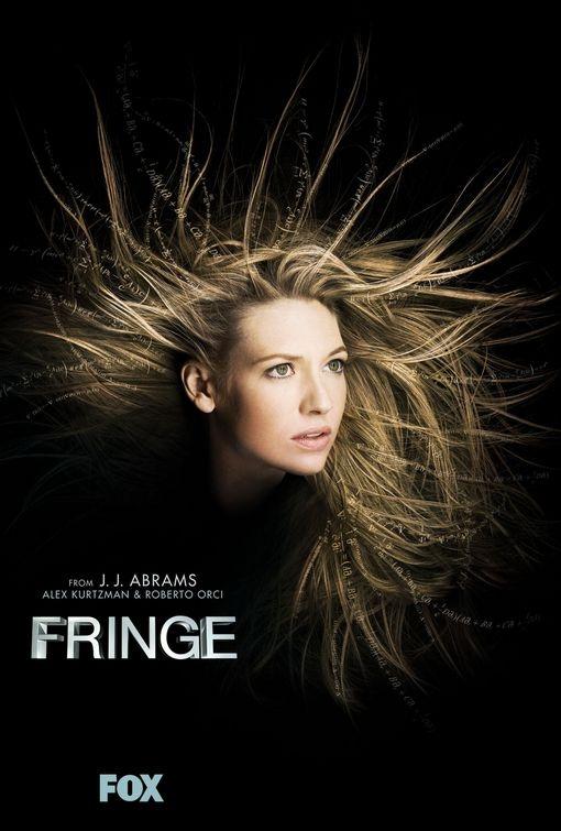 Nuovo poster per la serie Fringe, versione 2