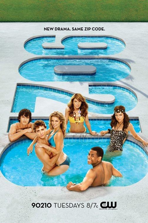 La locandina di 90210