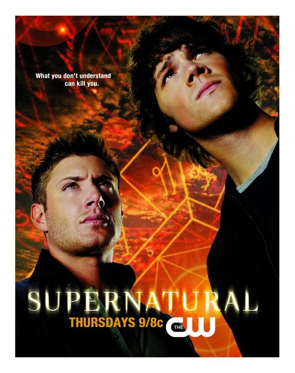 Secondo poster per la quarta stagione di Supernatural
