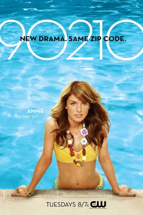 Character poster per la serie TV 90210: Annie
