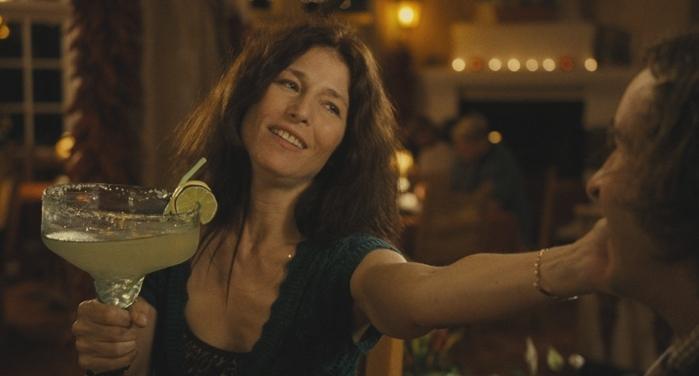 Catherine Keener in una scena del film Hamlet 2