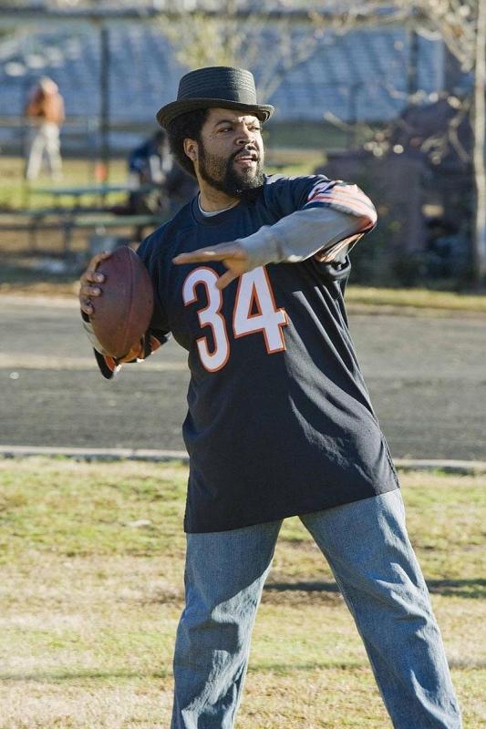 Ice Cube è il protagonista del film The Longshots