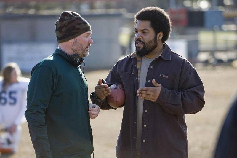 Ice Cube in una scena del film The Longshots
