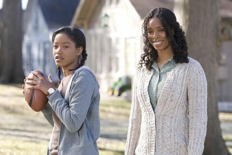 Keke Palmer e Tasha Smith in una scena del film The Longshots