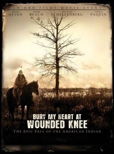 La locandina di Bury My Heart At Wounded Knee