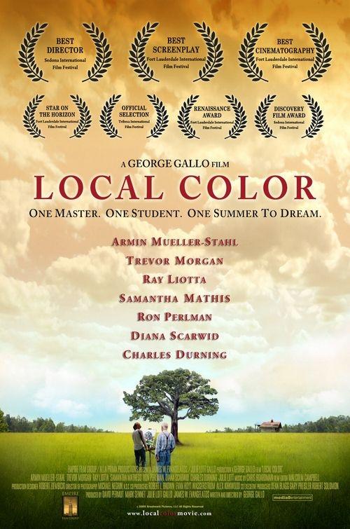 La locandina di Local Color