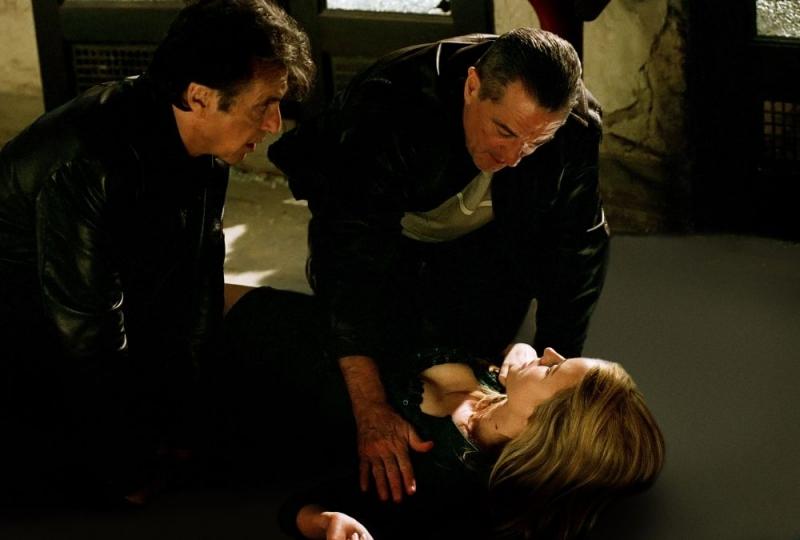 Al Pacino e Robert De Niro in un'immagine del film Sfida senza regole - Righteous Kill
