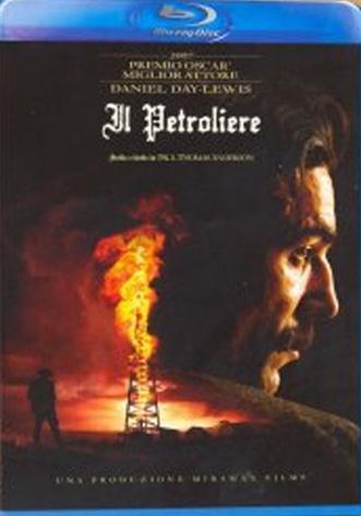 La copertina di Il petroliere (blu-ray)