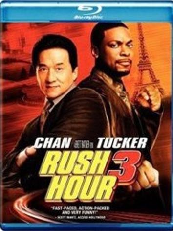 La copertina di Rush Hour- Missione Parigi (blu-ray)