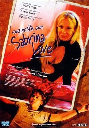 La locandina di Una notte con Sabrina Love
