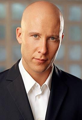 Michael Rosenbaum nel ruolo di Lex Luthor della serie TV Smallville