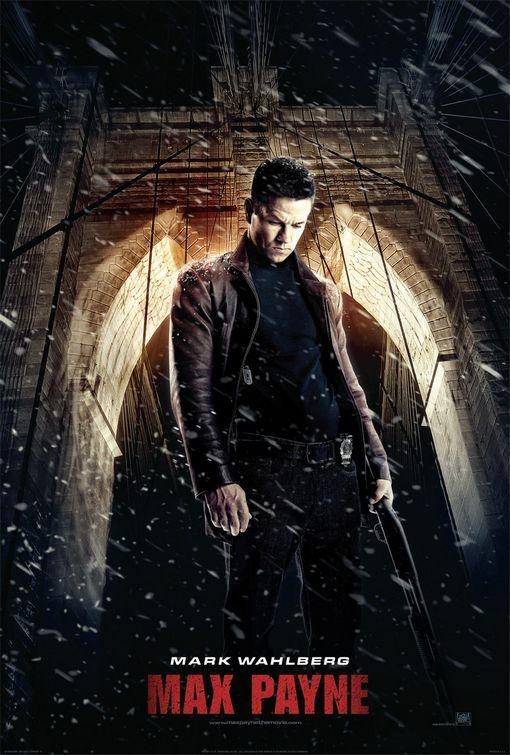 Nuovo Poster USA per Max Payne