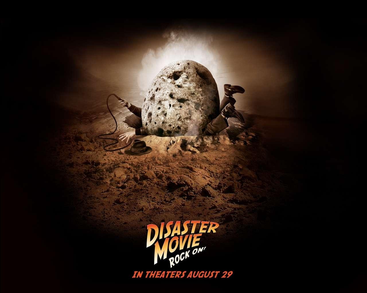 Un wallpaper di Disaster Movie
