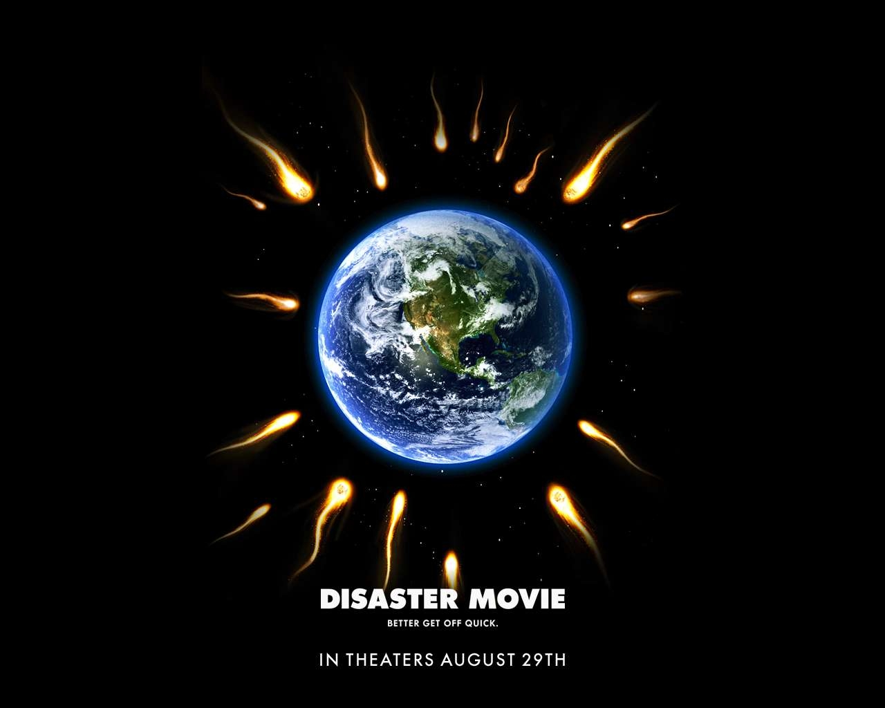 Wallpaper del film Disaster Movie