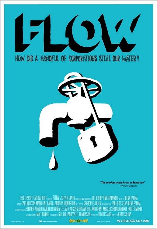La locandina di Flow: For Love of Water