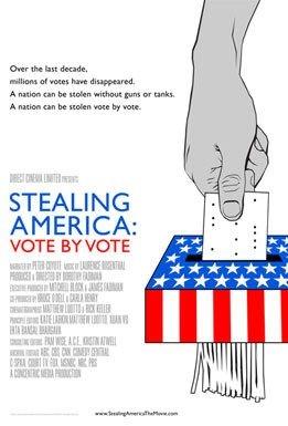 La locandina di Stealing America: Vote by Vote