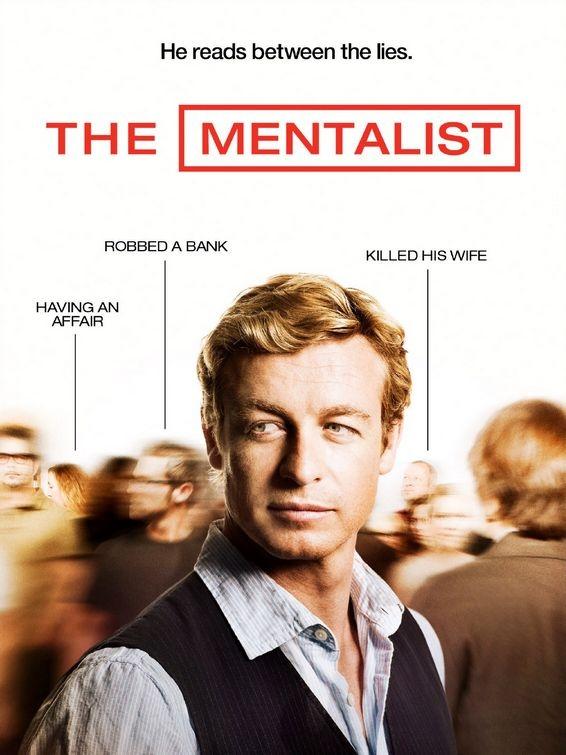 La locandina di The Mentalist