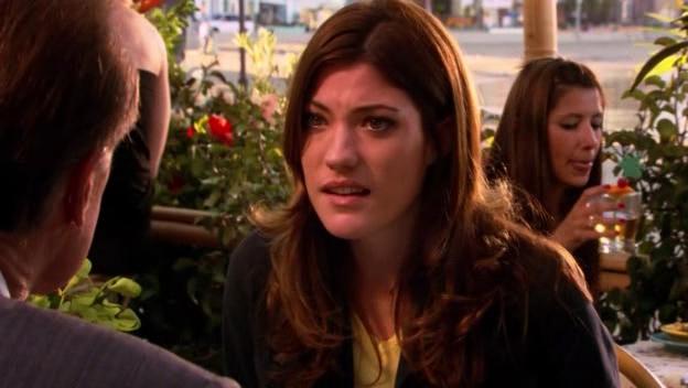 Jennifer Carpenter interpreta il ruolo di Debra Morgan, nella serie tv Dexter, episodio: There's something about Harry