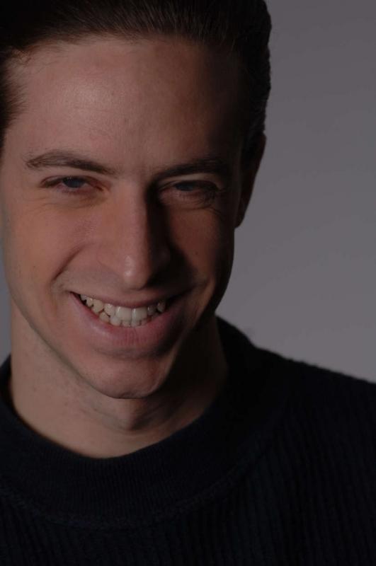 Un sorridente Antonio Fesce