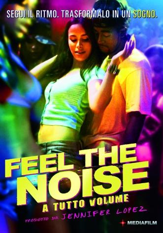 La copertina di Feel the Noise (dvd)