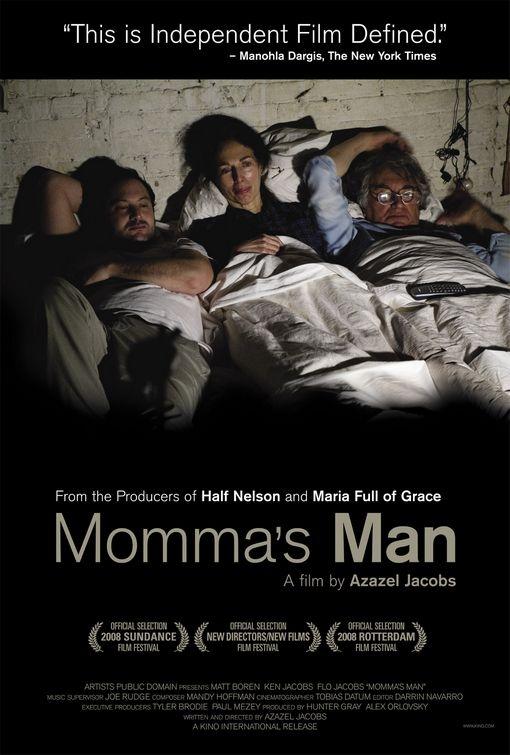 La locandina di Momma's Man