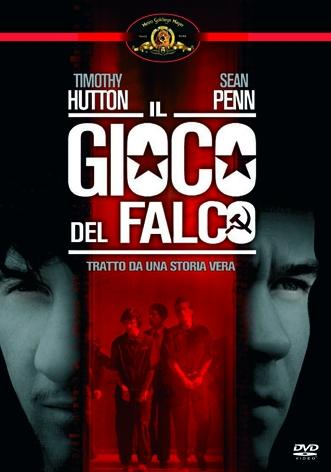 La copertina di Il gioco del falco (dvd)