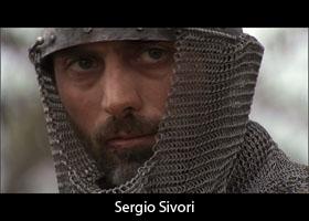 Sergio Sivori in una scena del film Ignotus