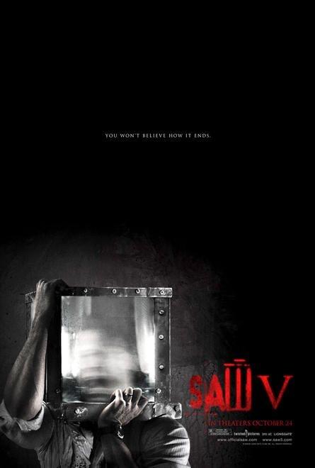 Nuovo poster per Saw V