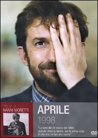 La copertina di Aprile (dvd)