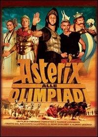 La copertina di Asterix alle Olimpiadi (dvd)