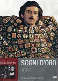 La copertina di Sogni d'oro (dvd)