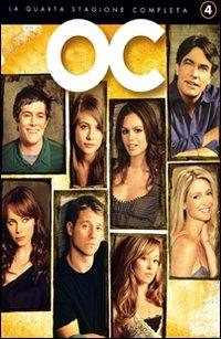 La copertina di The O.C. - Stagione 4 (dvd)