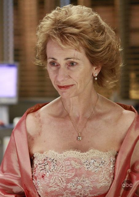 Kathy Baker nella premiere della quinta stagione di Grey's Anatomy: Dream a little dream of me