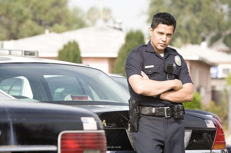 Jay Hernandez interpreta Javier Villareal nel film La terrazza sul ...