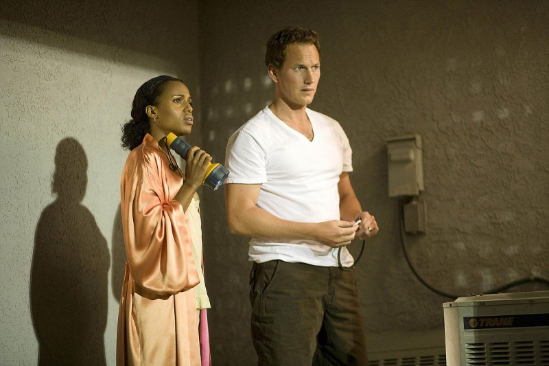 Kerry Washington e Patrick Wilson in una sequenza del film La ...