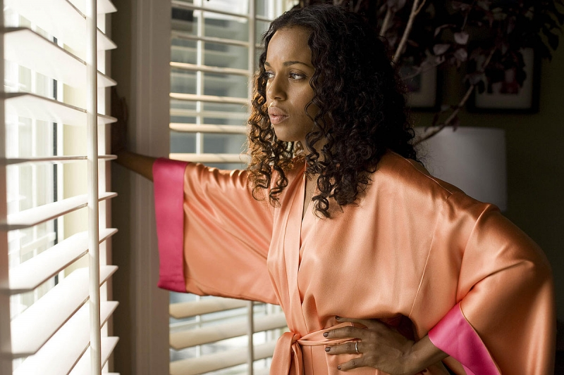 Kerry Washington in una scena del film La terrazza sul lago: 88587 ...