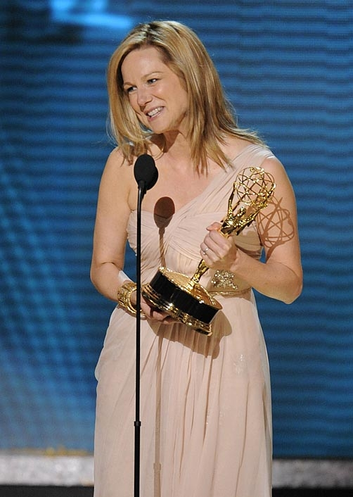 Laura Linney migliore attrice rpotagonista per la miniserie John Adams agli Emmy Awards 2008