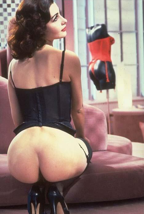 Claudia Koll in un'immagine promozionale del film Così fan tutte di Tinto Brass
