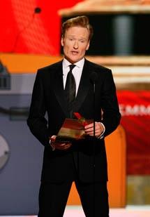 Conan O'Brien alla 60° edizione degli Emmy Awards (2008)