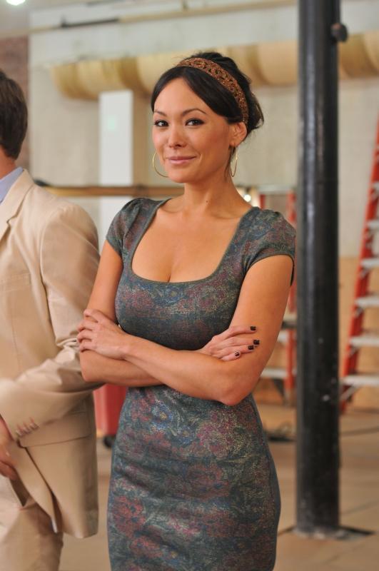 Lindsay Price nell'episodio 'Chapter Ten: Let it Be' della serie tv Lipstick Jungle