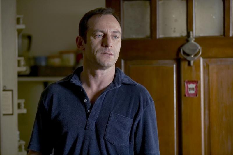 Jason Isaac interpreta Michael Caffee nel primo episodio della terza stagione di Brotherhood: Uneasy Lies the Head