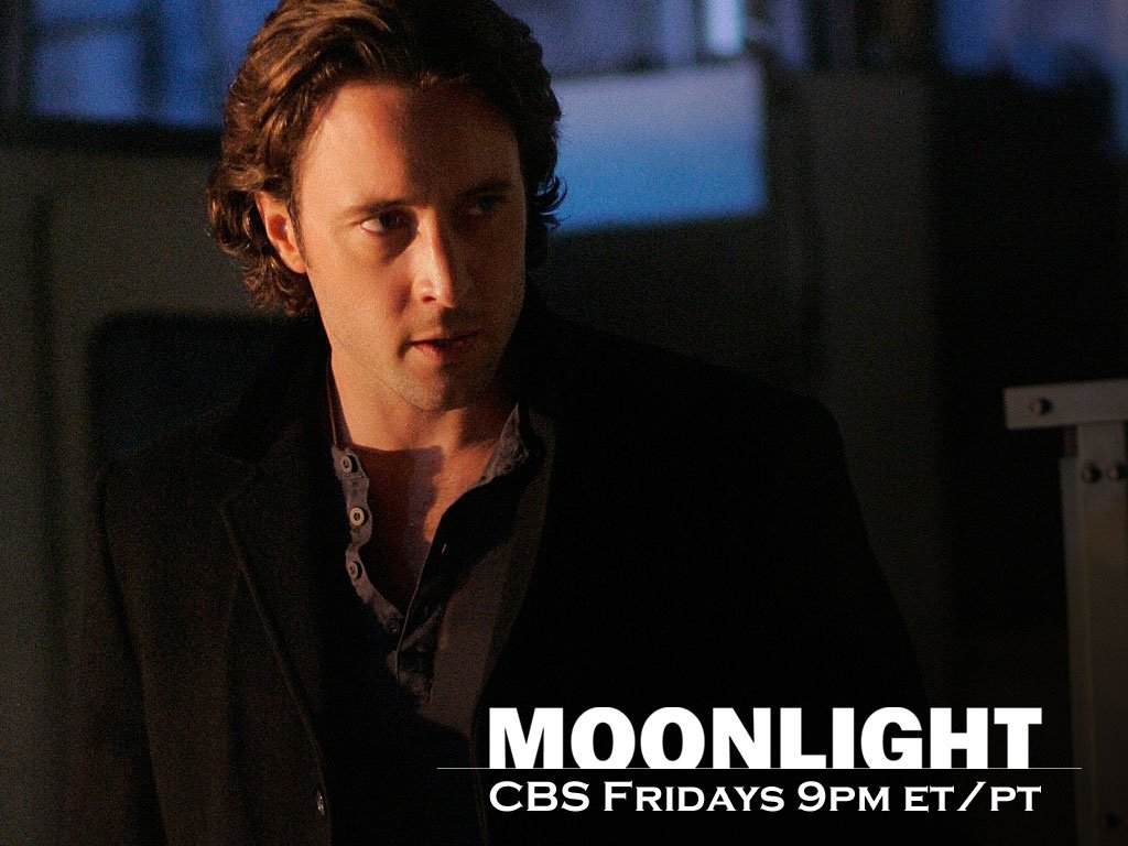 Alex O\'Loughlin come Mick St.John in un wallpaper della serie Moonlight